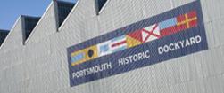 Portsmouth Historic Dockyard, Royal Navy, NMRN