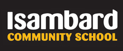 isambard community school, priory vale, swindon, logo, arts education