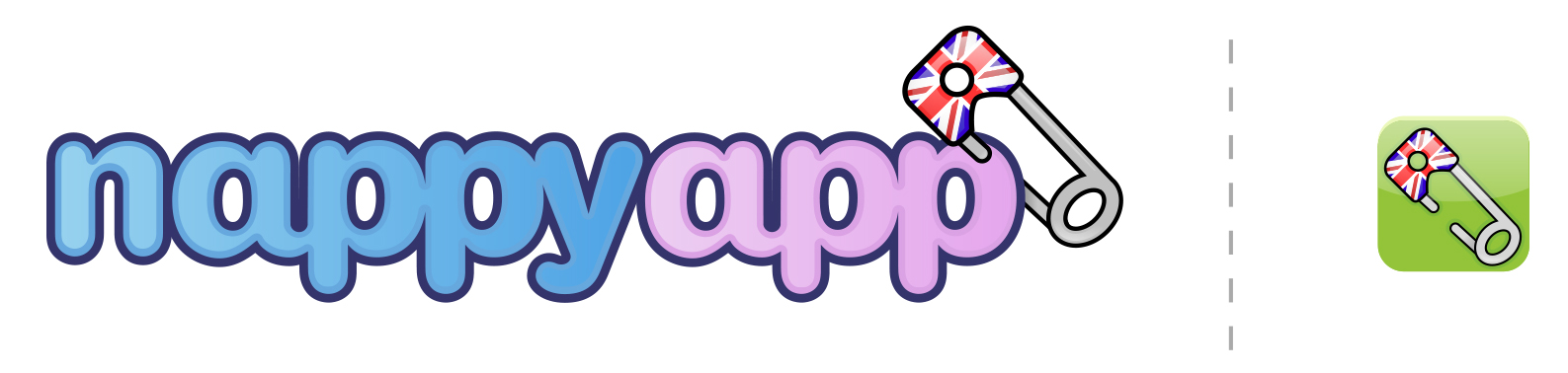 nappyapp, mobile technology, app, iphone, android, icon